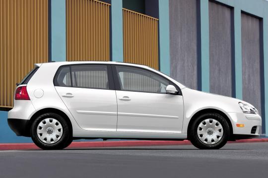 2007 Volkswagen Rabbit Vin Wvwdr71k17w070176