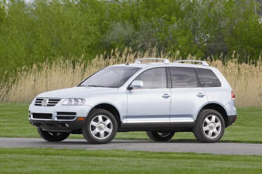 2004 Volkswagen Touareg Photo 1