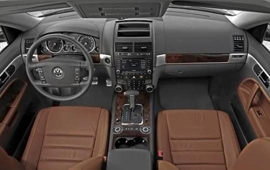 2010 Volkswagen Touareg Vin Wvgbf7a9xad001899
