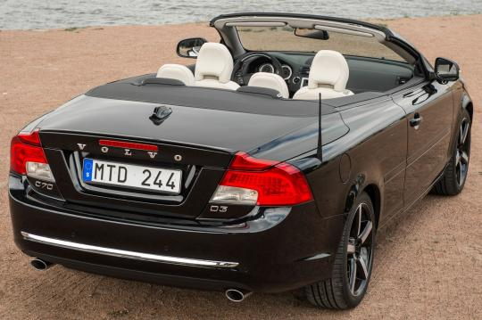 under volvo for features best convertibles used