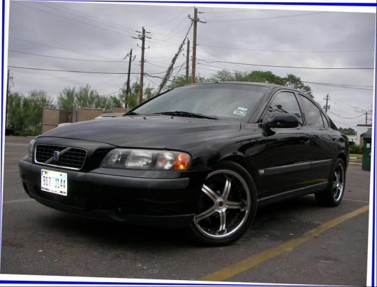 on 2001 Volvo S60 Immobilizer