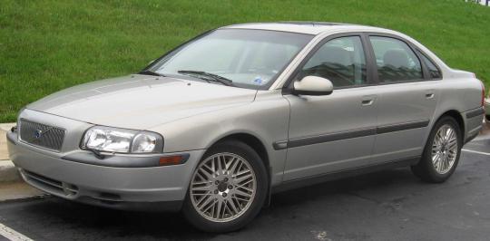 1999 Volvo S80 T6