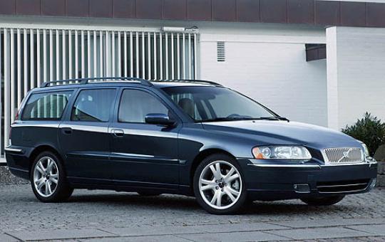 2002 Volvo V70 2 4T