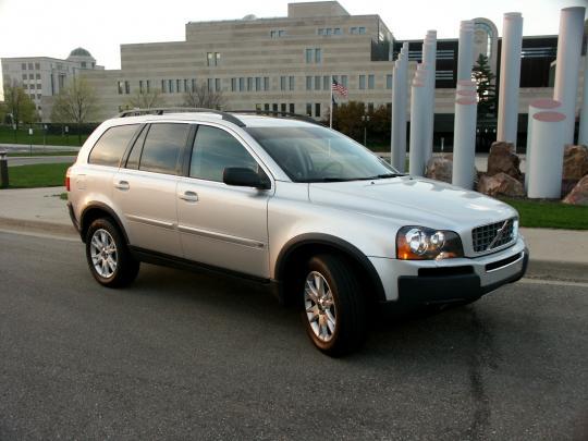 2006 Volvo Xc90 - Vin  Yv4cz592561307474