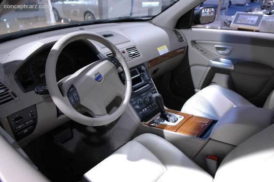 on 2004 Volvo Xc90 Engine Immobilizer