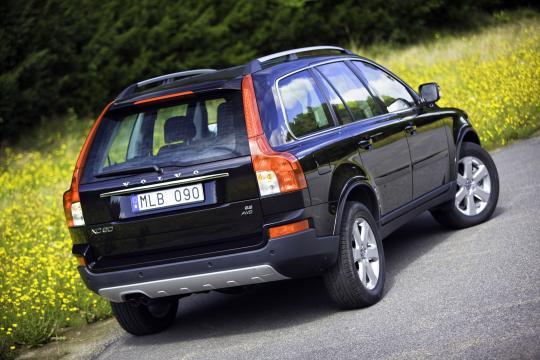 2009 Volvo XC90 - VIN: YV4CZ982191514845 - AutoDetective.com