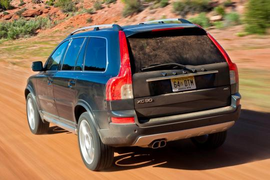 2014 Volvo XC90 - VIN: yv4952ct3e1702094 - AutoDetective.com