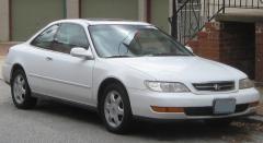 1997 Acura CL Photo 1