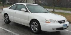 2001 Acura CL Photo 1