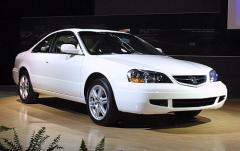 2002 Acura CL exterior
