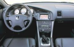 2003 Acura CL interior