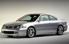 2003 Acura CL Photo 3