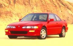 1991 Acura Integra exterior
