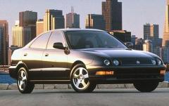 1995 Acura Integra exterior