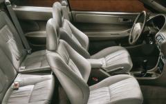 1996 Acura Integra interior