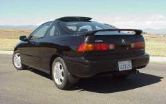 1996 Acura Integra exterior