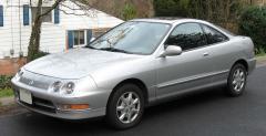 1996 Acura Integra Photo 2
