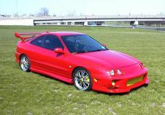 1996 Acura Integra Photo 3