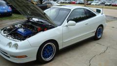 1996 Acura Integra Photo 7