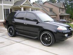 2002 Acura MDX Photo 1