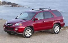 2004 Acura MDX exterior