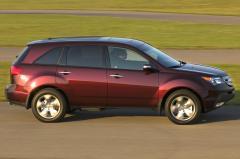 2007 Acura MDX exterior