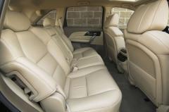 2007 Acura MDX interior