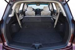 2012 Acura MDX interior