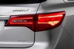 2015 Acura MDX exterior