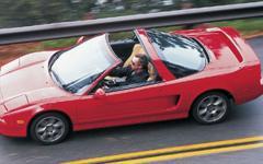 1996 Acura NSX Photo 4