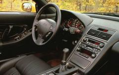 1996 Acura NSX interior