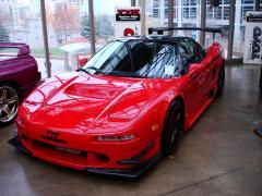 2000 Acura NSX Photo 1