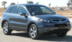 2007 Acura RDX Photo 1