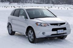 2009 Acura RDX Photo 1