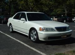 1996 Acura RL Photo 3