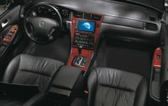 1998 Acura RL interior
