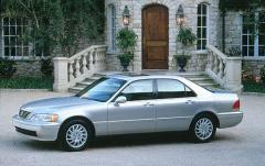 1998 Acura RL exterior