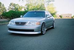 1998 Acura RL Photo 3