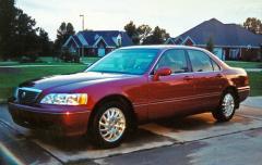 1998 Acura RL Photo 4