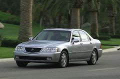 2002 Acura RL Photo 1