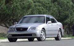 2003 Acura RL exterior