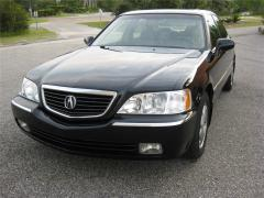 2004 Acura RL Photo 1