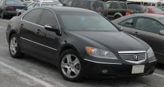 2005 Acura RL Photo 4