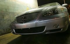 2005 Acura RL exterior