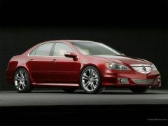 2007 Acura RL Photo 1
