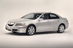 2008 Acura RL Photo 1