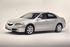 2009 Acura RL Photo 1