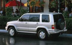 1996 Acura SLX exterior