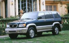 1997 Acura SLX exterior