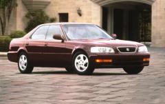 1995 Acura TL exterior